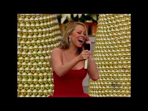 Mariah Carey - Joy To The World (Live Disney Christmas Parade 2004)