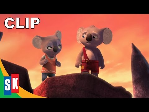 Blinky Bill: The Movie (Clip 'We're Going In!')