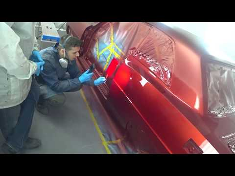 Download 1967 Nova CANDY RED Paint Job MP3