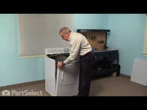 Dryer Repair – Replacing the Heating Element and Housing (GE Part # WE11M23)