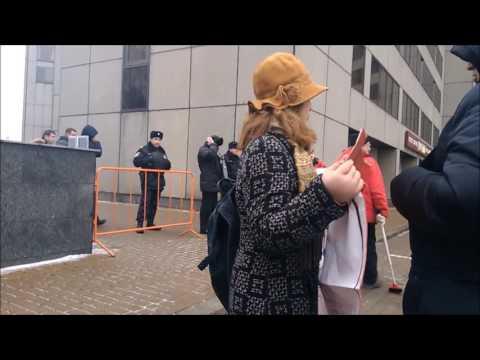Беспредельщики охраны Путина В.В. на улице Москвы. Где беспредел??? (видео)