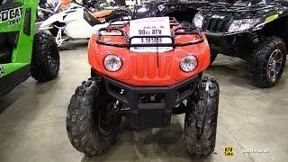 7. 2013 Arctic Cat 90cc ATV - Walkaround - 2014 Toronto ATV Show