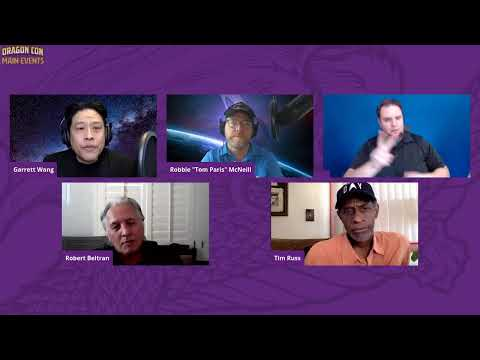 Star Trek: Voyager 25th Anniversary Live @ Dragon Con Goes Virtual
