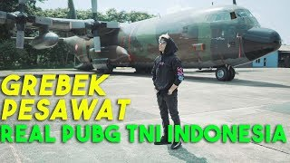 Video GREBEK PESAWAT PUBG ASLI!!! TNI INDONESIA...GOKIL! MP3, 3GP, MP4, WEBM, AVI, FLV Juli 2019