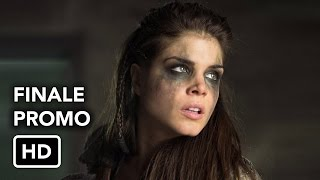 """The 100 2x16 Extended Promo """"Blood Must Have Blood Pt. 2"""" (HD) Season Finale"""