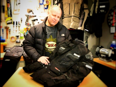 RST Adventure 3 Textile Kit Owners Review
