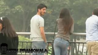 AAP kAA KITNA BADA HAI prank ! Video