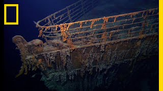 Video How Did the 'Unsinkable' Titanic End Up at the Bottom of the Ocean? | National Geographic MP3, 3GP, MP4, WEBM, AVI, FLV Juni 2018