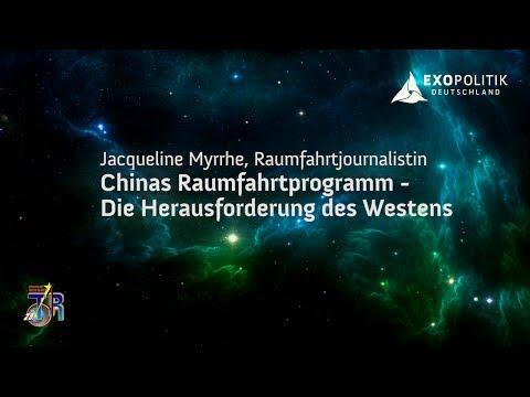 Chinas Raumfahrt - Die Herausforderung des Westens -  ...