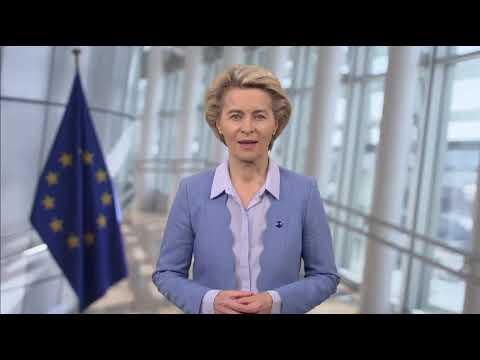 Η δύναμή μας ως Ένωση   Πρόεδρος ΕΕ κ. Ούρσουλα φον ντερ Λάιεν