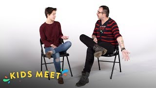 Video Kids Meet A Gay Conversion Therapy Survivor | Kids Meet | HiHo Kids MP3, 3GP, MP4, WEBM, AVI, FLV Maret 2019