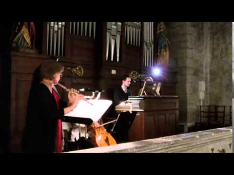 Concert baroque au temple d'Orange dimanche 29 novembre à 17 heures