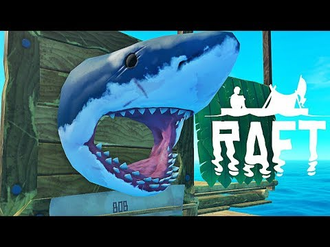 CHASSE AU REQUIN !   Raft #6
