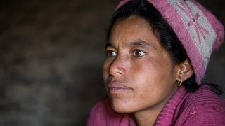 The menstruating Nepalese women confined to a cowshed Video