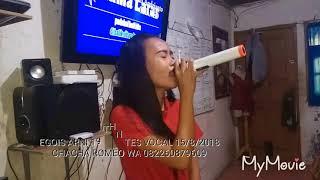Video EGOIS ARNI TES VOCAL LIPUTAN VJ CHACHA ROMEO MP3, 3GP, MP4, WEBM, AVI, FLV Agustus 2018