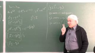 METU - Quantum Mechanics II - Week 13 - Lecture 1
