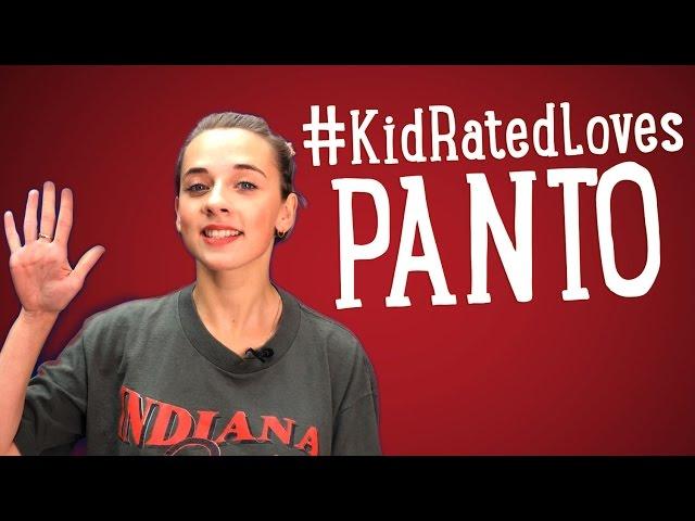 #KidRatedLoves Panto