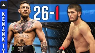 Video How Conor McGregor Can Beat Khabib Nurmagomedov! | UFC 229 Breakdown MP3, 3GP, MP4, WEBM, AVI, FLV Oktober 2018