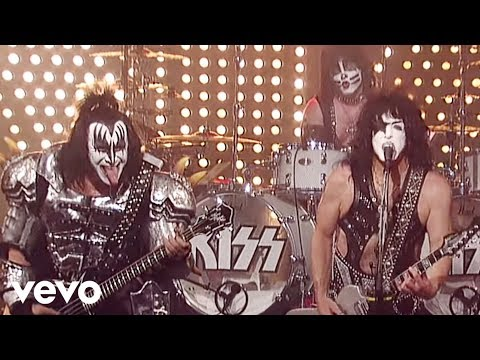 Kiss - Strutter (Live On Letterman/2012)