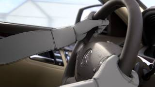 Mercedes-Benz TV: Active Lane Keeping Assist / Active Blind Spot Assist
