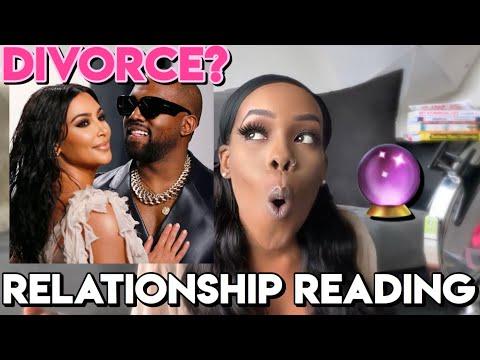 KANYE WEST + KIM KARDASHIAN (hmm..) DIVORCE?! Astrology Reading | Desiree Anna | REACTION