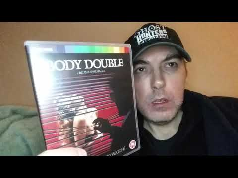 Body Double 1984 Blu Ray Review!
