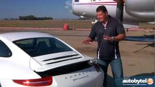 2012 Porsche 911 Carrera S Test Drive&Sports Car Video Review