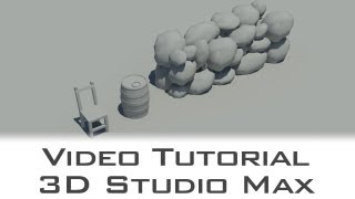 Tutorial- Autodesk 3D Studio Max - Low Poly Modelling