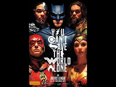 JUSTICE LEAGUE 2017 | FULL MOVIE | BLURAY 1080P [HD]