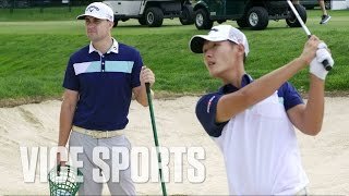 PGA Golfer Danny Lee Drives His Swing Coach Insane by VICE Sports