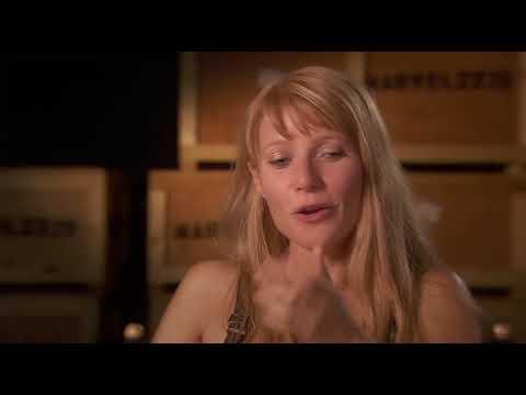 Gwyneth Paltrow - Interview Gwyneth Paltrow (Anglais)