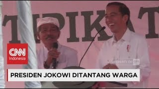 Video FULL: Lucu! Kakek 74 Tahun Menantang Presiden Jokowi MP3, 3GP, MP4, WEBM, AVI, FLV September 2017