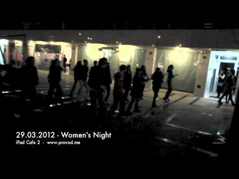 Women's Night - Pad Cafe 2