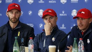 US Ryder Cup Fall-out | Johnson vs Koepka, Spieth vs Reed and more
