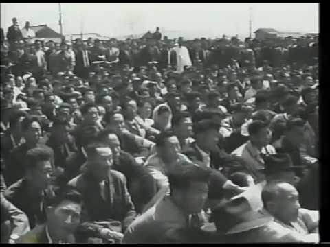1967년 4월 5.3 대통령선거 유…