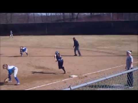 Softball vs. Wellesley