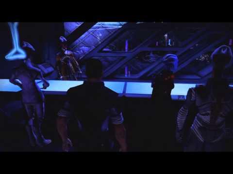 Mass Effect 3: Shepard has a Drinking Problem