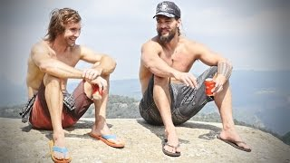 CHRIS SHARMA AND JASON MOMOA SAVASSONA ROAD TRIP by Chris Sharma