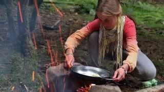 NATURSPORT-Camp WESTERWALD 2014 - Unser verstecktes WALD-Lager