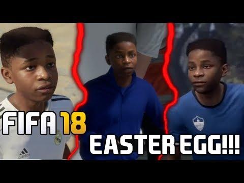 FIFA 18 EASTER EGG!