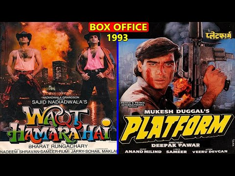 Waqt Hamara Hai vs Platform 1993 Movie Budget, Box Office Collection, Verdict and Facts