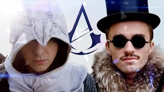 Video NORMAN - ASSASSIN DES TEMPLIERS (ft Squeezie) 4K MP3, 3GP, MP4, WEBM, AVI, FLV Oktober 2017