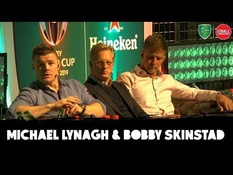 OTB Roadshow Special | Michael Lynagh, Bobby Skinstad, Paul Howard and Da… видео