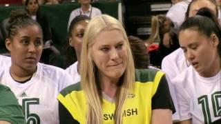 Hailing Lauren by WNBA
