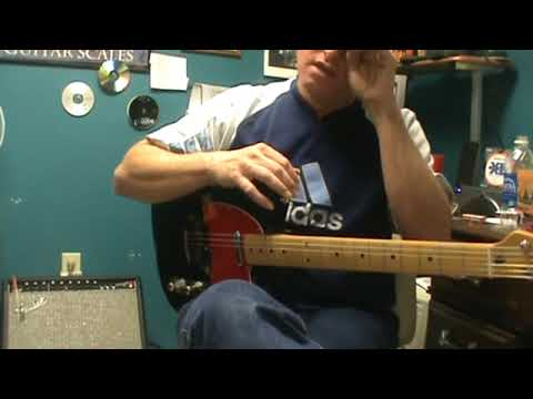 Country LEAD GUITAR LESSON, Country scales, shapes, and bending