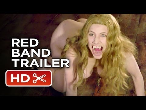 Dracula 3D Official Red Band Trailer (2013) – Dario Argento Movie HD