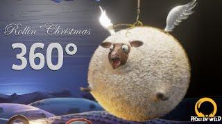 Video Rollin' Christmas 360° -The Nativity Scene- MP3, 3GP, MP4, WEBM, AVI, FLV Agustus 2019