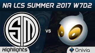TSM vs DIG Highlights Game 2 NA LCS Summer 2017 Team Solo Mid vs Dignitas by OniviaMake money with your LoL knowledge https://goo.gl/mh4DV5Use Bonus code ONIVIA100 to get 100% first deposit bonus!Offer available in all countries(Except UK), you have to be at least 18 years old. Spoiler free highlights on http://onivia.comJoin our discord channel to send feedback and stuff https://discord.gg/hf9vNG9Like us on Facebook  - https://www.facebook.com/oniviagames/Follow us on Twitter - https://twitter.com/oniviagamesWatch Vods on LoLEventVods - https://www.youtube.com/user/LoLeventVoDsROCCAT helps us create highlights faster! Here is what we are using:Mouse: ROCCAT Kone EMP Keyboard: ROCCAT Isku+ Force FX Headphones: ROCCAT Cross  Mousepad: ROCCAT Taito XXL-Wide Check out their products here: https://goo.gl/dQfvZuAkali counter: http://onivia/akali-counter/Xayah counter: http://onivia/xayah-counter/Aatrox counter http://onivia/aatrox-counter-lol/Ahri counter tips http://onivia.com/ahri-counter-lol/Alistar counter tips http://onivia.com/alistar-counter-lol/Amumu counter tips http://onivia.com/amumu-counter-lol/