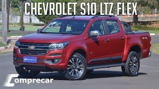 Ver o vídeo Chevrolet S10 LTZ Flex Automática