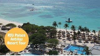 Palm Beach Aruba  City pictures : RIU Palace Antillas, Palm Beach, Aruba June 2016